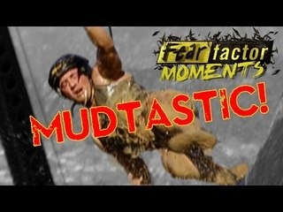 Fear Factor Moments | Mud Trough