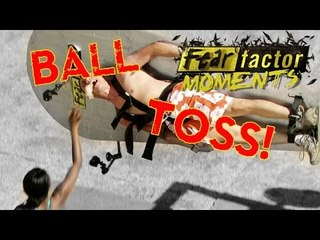Fear Factor Moments | Testicle Receptacle