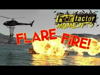 Fear Factor Moments | Flare Up Finale