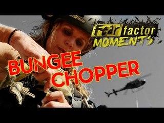 Fear Factor Moments | Bungee Chopper