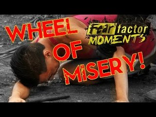 Fear Factor Moments | Wheel of Misery