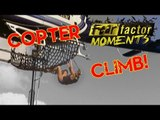 Fear Factor Moments | Helicopter Crawl and Rope Slide