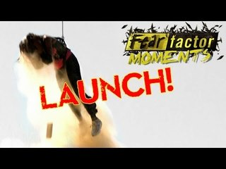 Fear Factor Moments | Launch & Crash Tower