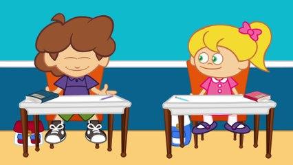 Daha Dün Annemizin Çizgi Film Çocuk Şarkısı - Sevimli Dostlar - Adisebaba TV