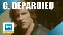Gérard Depardieu, une future grande star - Archive INA