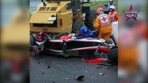 Jules Bianchi est sorti du coma, le pilote de retour en France (officiel)