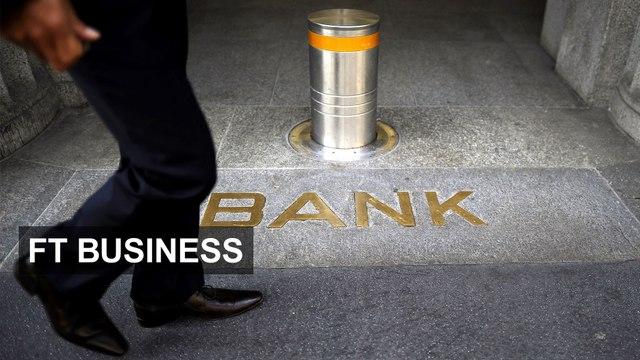 Pressures mount on banking profits