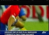 Resumen de goles de amistosos sudamericanos