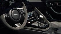 2016 Jaguar F-Type Manual Interiors