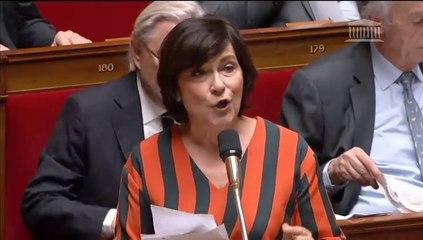 Prime d'activité / RSA et PPE : question de Marie-Arlette Carlotti à Manuel Valls