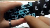 ♦ Pesce con elastici Rainbow Loom Creations Tutorial♦
