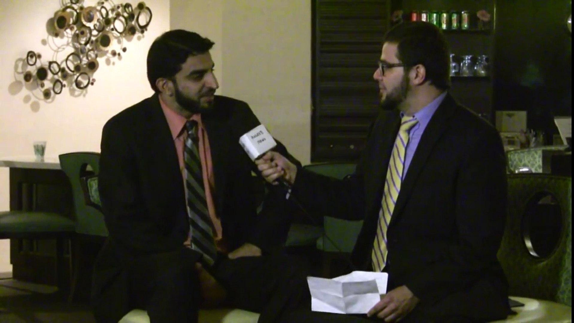 kamran 2 - interviews