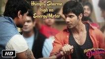 Humpty Sharma High On Energy Meter | Humpty Sharma Ki Dulhania | Varun Dhawan, Alia Bhatt