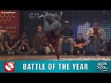 BATTLE OF THE YEAR 2012 -  SEMIFINAL II - POCKEMON CREW VS. VAGABONDS  (AGGROTV)