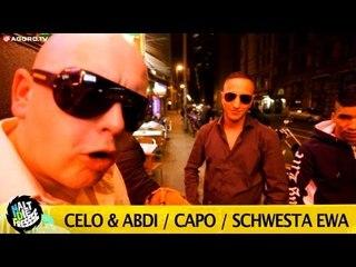 CELO & ABDI FEAT CAPO & SCHWESTA EWA HALT DIE FRESSE 04 NR.221 (OFFICIAL HD VERSION AGGROTV)