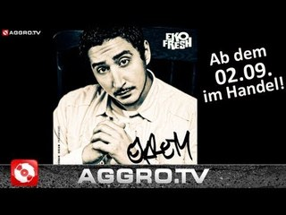 EKO FRESH - EKREM ALBUM SNIPPET 2.9.2011 (OFFICIAL HD VERSION AGGROTV)