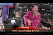'Türk askeri de vurun diyordu'