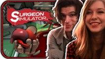 Dr. Drugs & Nurse Nightmare: Perform a Heart Transplant (Surgeon Simulator 2013)