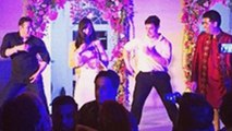 Salman Khan Dances With Katrina On Chikni Chameli - LIVE PERFORMANCE | Arpita's Wedding