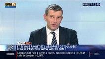 L'Édito éco de Nicolas Doze: WiSEED propose aux particuliers de devenir actionnaires de l'aéroport de Toulouse – 20/11