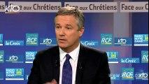"""N. Dupont-Aignan - Europe : """"Juncker, organisateur de la fraude fiscale, doit partir"""""""