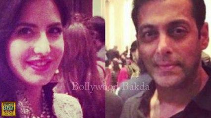 Salman Khan calls Katrina Kaif as 'KATRINA KAPOOR'