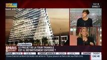 La tendance du moment: La tour Triangle, le premier gratte-ciel de la capitale - 20/11