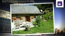 Maison F3 à vendre, Castillon En Couserans (09), 149000€