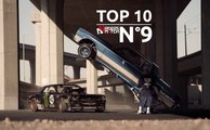 Top 10 Extreme Sports Videos  N°9: DRIFT, BMX, SNOWMOBILE, KITESURF, SKATE, SURF, SKI, MOTORBOAT, AIR CRAFT, WINDSURF