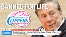 Shelly Sterling -- Donald's Still a Huge Clippers Fan ... We Want Rings!!!