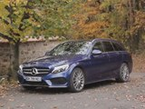 Essai Mercedes Classe C Break 250 BlueTec 4Matic Sportline 2014