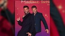 Ricky Martin dévoile sa statue chez Madame Tussauds à Las Vegas