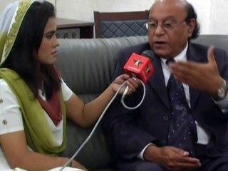 NADIA BATOOL BOKHARI ELECTION 2008 STAR ASIA TV