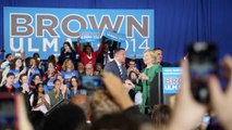Immigration activists heckle Hillary Clinton in Maryland