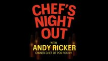 Celebrity Chefs - A Night Out with Pok Pok Ny Chef Andy Ricker