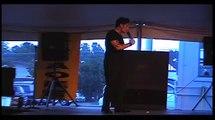 Franz Goovaerts sings Jailhouse Rock at Elvis Week 2006 video