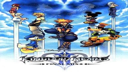 Kingdom Hearts 2 Final Mix [JAP](Direct Live PS3)[HD]