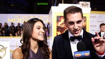 Cody Johns Reveals Vine Secrets at Mockingjay Pt 1 Premiere