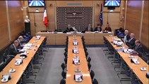 Audition de MM. Jean-Marc Sauvé et Bernard Stirn, présidents au Conseil d'Etat - Mercredi 19 Novembre 2014
