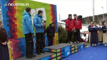 Campionati Italiani di Spinta Cortina 2014 - Intervista a Alessandro Grande e Rocco Caruso