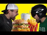 Furious vs Furious - Big Mac Combo | Furious Pete