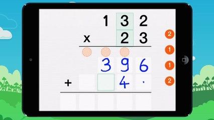 Poser une multiplication - Vidéo 14
