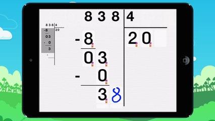 Poser une division euclidienne - Vidéo 14