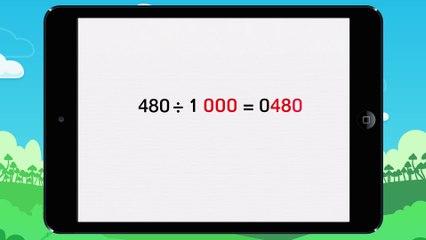 10 100 1000 - Vidéo 8