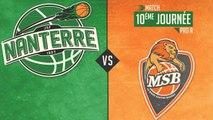 Teaser - JSF Nanterre vs Le Mans Sarthe Basket (29/11/14) (Pro A - J10)