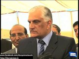 Dunya News - Zahid Hamid resigns after inclusion in treason case