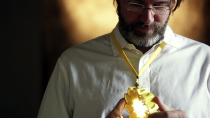 Olafur Eliasson on Little Sun (2012)