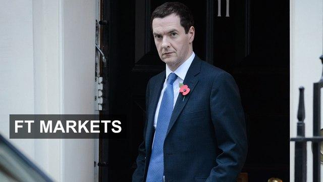 Rising deficit is taxing Osborne