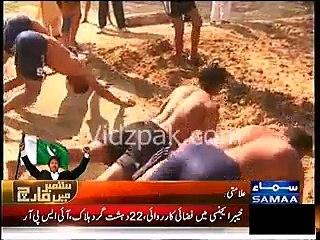 PTI pehalwan (wrestler) beats PML N rival in Gujranwala