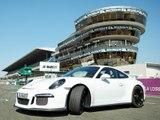 Dans les coulisses du supertest de la Porsche 911 GT3